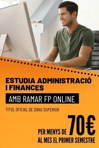 ESTUDIA ADMINISTRACIÓ I FINANCES